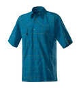 Haglfs Men's Zando SS Shirt oxy blue